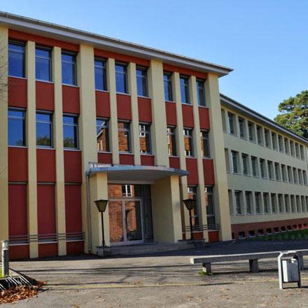 Fenster und Fensterfassaden im Öffentlichen Bereich, Barnim, Eberswalde